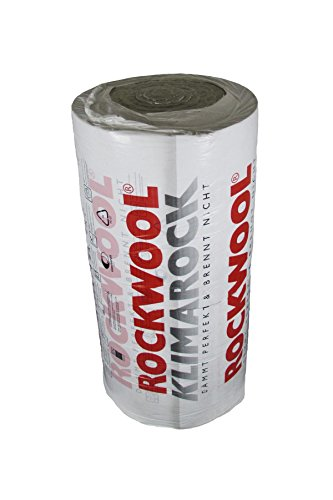 Rockwool Klimarock Steinwolle Isolierung 60mm