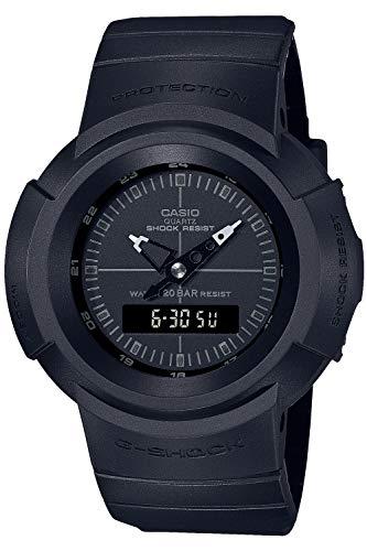 [カシオ] 腕時計 ジーショック AW-500BB-1EJF メンズ ブラック