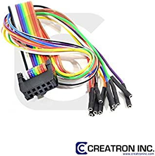 10 Pin IDC Bus Pirate Cable