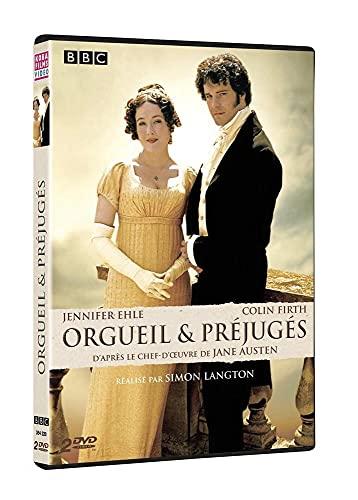 Orgueil et préjugés-Edition 2 DVD