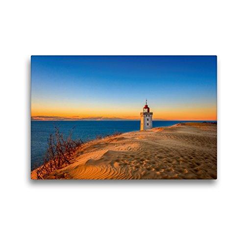 Premium Textil-Leinwand 45 x 30 cm Quer-Format Rubjerg Knude, Dänemark   Wandbild, HD-Bild auf Keilrahmen, Fertigbild auf hochwertigem Vlies, Leinwanddruck von Reemt Peters