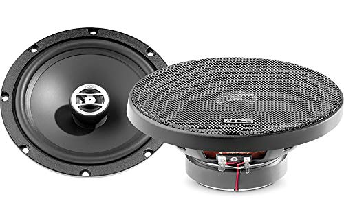 Focal Performance Auditor RCX-165 2 Way Coaxial Speakers (Black)