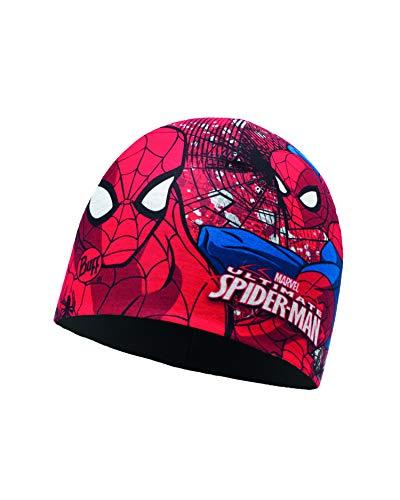Buff Approach Spider-Man Junior Gorro Polar, Unisex Adulto, Multicolor, Talla Única