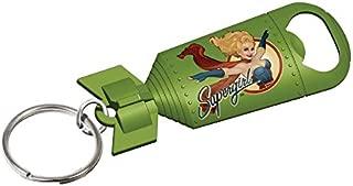 DC Bombshells - Supergirl Bottle Opener Keychain