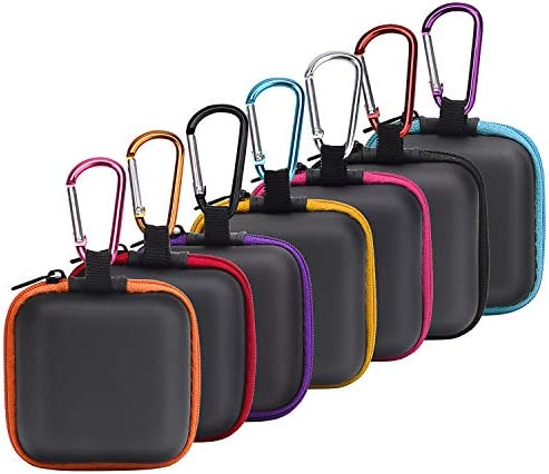 SUNMNS Earphone Case Headphone Storage Bags Compatible with Wireless Beats Bose Earbuds Airpods product image