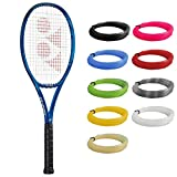 YONEX EZONE 98 Deep Blue Tennis Racquet Strung with Synthetic Gut Racquet String in Custom Colors