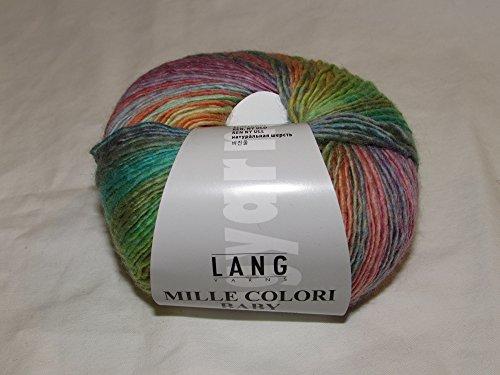 Lang Mille Colori Baby freie Farbwahl hochwertige Wolle Schurwolle Merino (153)