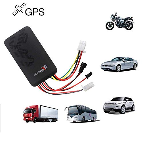 Vehicle Tracker GPS Tracker Real-time Locator GPS/GSM/GPRS/SMS Tracking Cars Antitheft with Mobile APPs