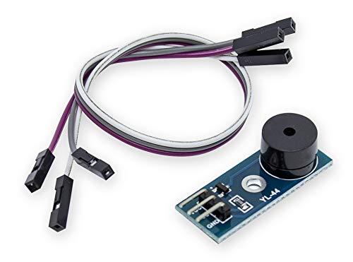 Summer Alarma Módulo generador señal Buzzer Arduino