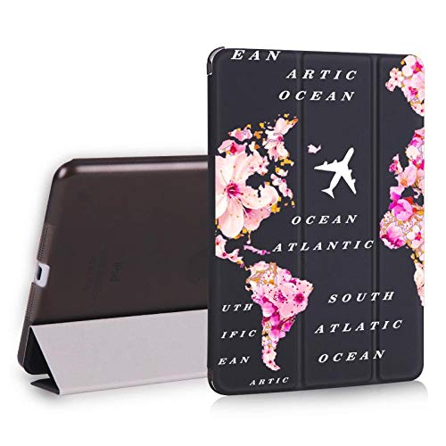 Diseñador de Viajes Mundial para Funda 10 2 iPad 7th Generation Case Mini 5 PC Cubierta Posterior para Air 2 Coque 12 9 iPad Pro 11 Caso 2020 (Color : 0360S, Size : 11 in Pro 2020)