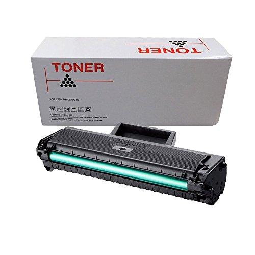 Toner MLT-D1042S Nero Compatibile per Samsung ML1660, ML1665, Scx3200, SCX1670, Capacità: 1.500 Pagine