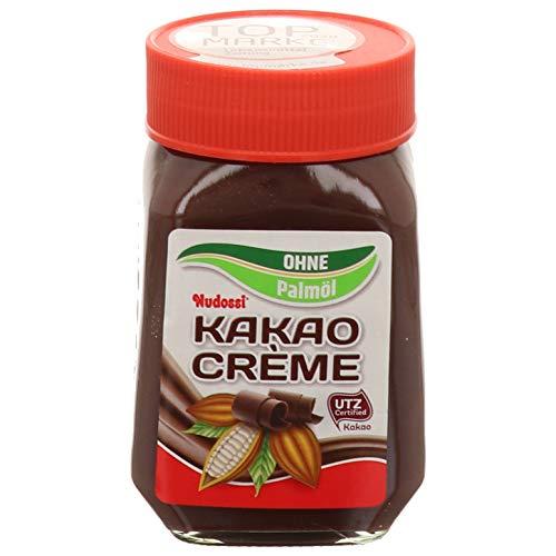 Nudossi Kakaocreme (ohne Palmöl) im Glas, 300 g