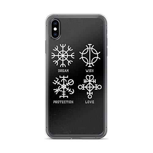 Compatible for iPhone 6/6s Case Celtic Symbol Dream Protection Witch TPU Anti-Scratch