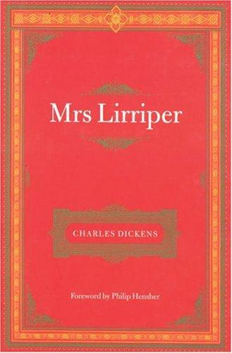 Mrs Lirriper, 288 pages, Hesperus Press
