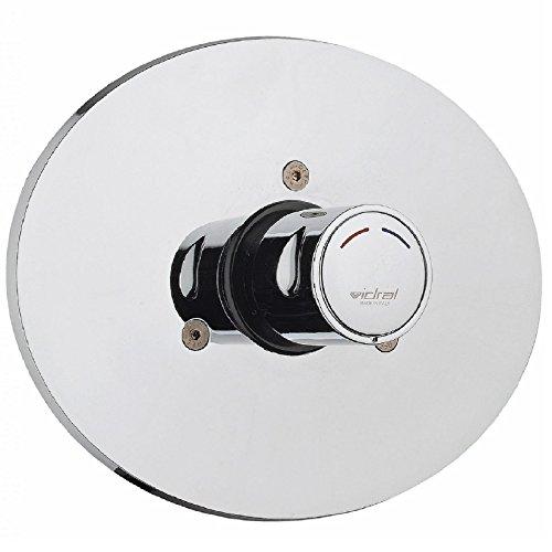 Zeitgesteuerte Unterputz Duscharmatur/schließt Automatisch nach 15 Sekunden/Spararmatur/Wassersparen durch Abschaltung/qualitativ hochwertig/selbstschließend Selbstschluss-Armatur/Armatur