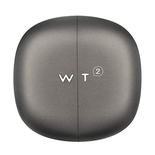 Language Translator – WT2 Lite Supports 10 Languages & 59 Accents Voice Translator Earbuds Wireless Bluetooth Translator with APP Real Time Translation for iOS and Android with Charging Case