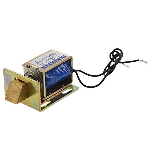 12 V DC 1 A 10 mm Öffnungskraft 25 N elektrische Magnetverriegelung mit offenem Rahmen