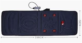 ZSR-haohai Cuidado Personal Dispositivo Colchón de Masaje Cervical Masaje Masaje del Cuello del Amortiguador por Completo-Masaje Corporal Masaje y relajación