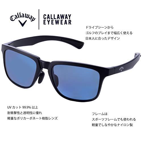 キャロウェイ(Callaway)サングラスゴルフドライブ向きCW-011MBKマットブラック