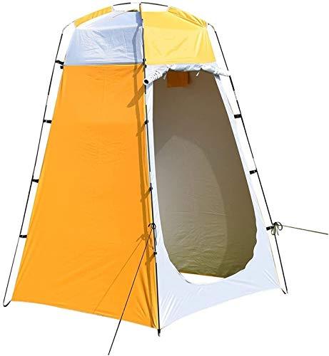 Tienda de ducha plegable portátil Portátil Impermeable Tienda al aire libre Camping Playa Ducha Cambio de Cambio de Cambio de Tienda Camping Camping Playa Ducha Cambiando Salón Sujetador Tienda