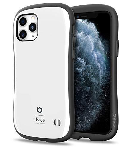 iFace First Class per iPhone 11 Pro - Simpatica Custodia Protettiva Ibrida [Guscio Rigido + Paraurti] Antiurto per Telefono [Sottoposta a Test di Caduta] Case iPhone 11 Pro – Bianco