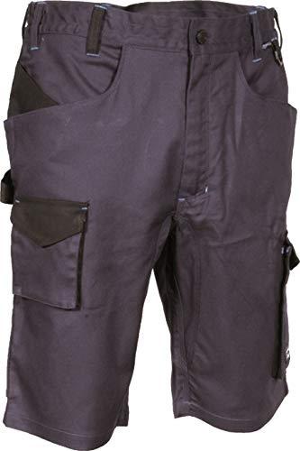 COFRA COFRA Arbeitsshort Slim Work Reihe LIEGI in Mehreren Farben Kurze Arbeitshose (58, Navy-schwarz)