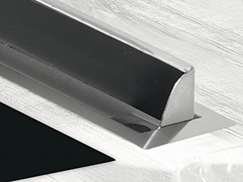 SILVERLINE INIT 614 E Integra Intern Premium Tischhaube/Dunstabzugshaube / 55.4 cm/D