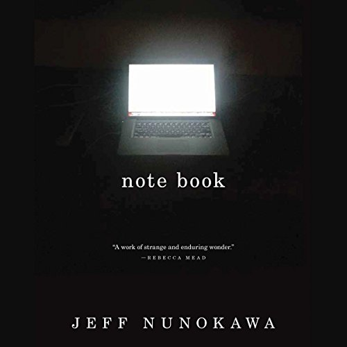 Note Book audiobook cover art