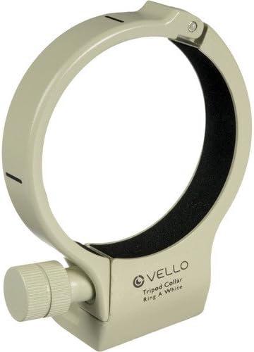 Vello Indianapolis Mall Tripod Max 52% OFF Collar A White for Canon 70-200mm 2.8 200mm f