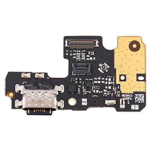 Dongdexiu Accessori per cellulari Scheda Porta di Ricarica per Xiaomi Mi A3 / Mi CC9E Parti di Ricambio telefonico.