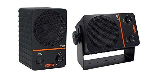 Fostex 6301ND Monitor-Studio und Bauform Aktiv