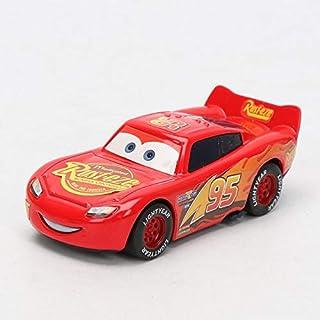 Diecasts & Toy Vehicles - 9cm Pixar Cars 3 Lightning McQueen Mater Jackson Storm Ramirez 1:55 Diecast Metal Pull Back Car ...