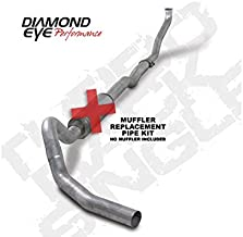 Diamond Eye K4102A-RP Turbo-Back Exhaust Kit
