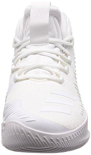 [アディダス]バスケットシューズSPGDRIVE(旧モデル)ランニングホワイト/ランニングホワイト/ランニングホワイト25cm