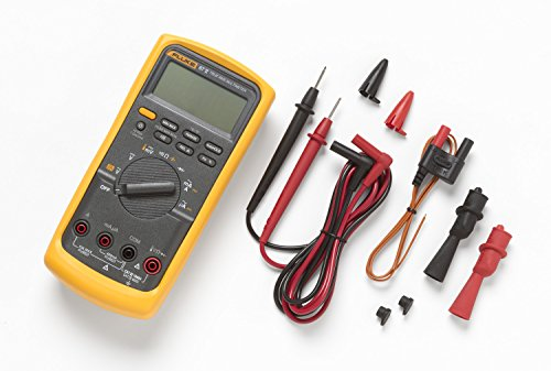 Fluke 87-V Digital Multimeter- best fluke for electricians