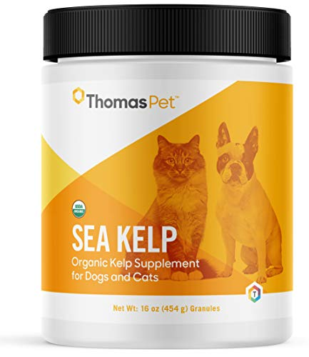 Top 10 best selling list for kelp help supplement powder benefits for dogs