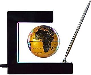 Globe Explore the World 3 cale Anti Gravity Floating Globe E Shape Decoration Lewitacja magnetyczna Floating Globe Mapa św...