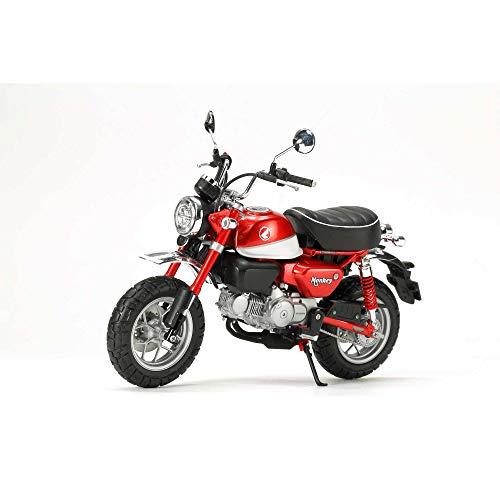 Tamiya 14134 14134-1:12 Honda Monkey 125, maqueta, plástico, sin lacar.