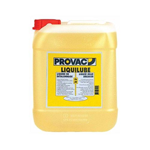 PROVAC - Liquide Détalonnage Pneumatiques Pl Et Agricoles 5L