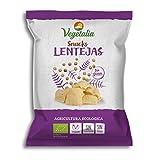 Aperitivio Bio Snack de Lentejas Vegetalia 45 g