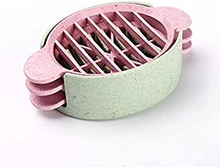1Pcs Nordic pink Multi-functional Fancy Egg Cutters Cut Eggs Kitchen Tools Egg Scissors Egg Tools Breakfast Lunch Family