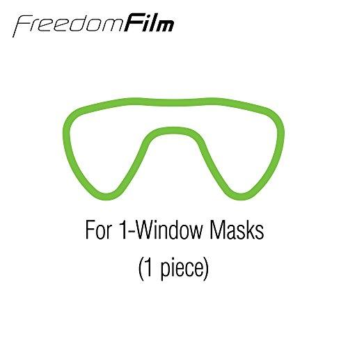 41bd8SzrLUL - TUSA Anti-Fog Freedom Film for all Scuba/Snorkeling 2-Window Masks