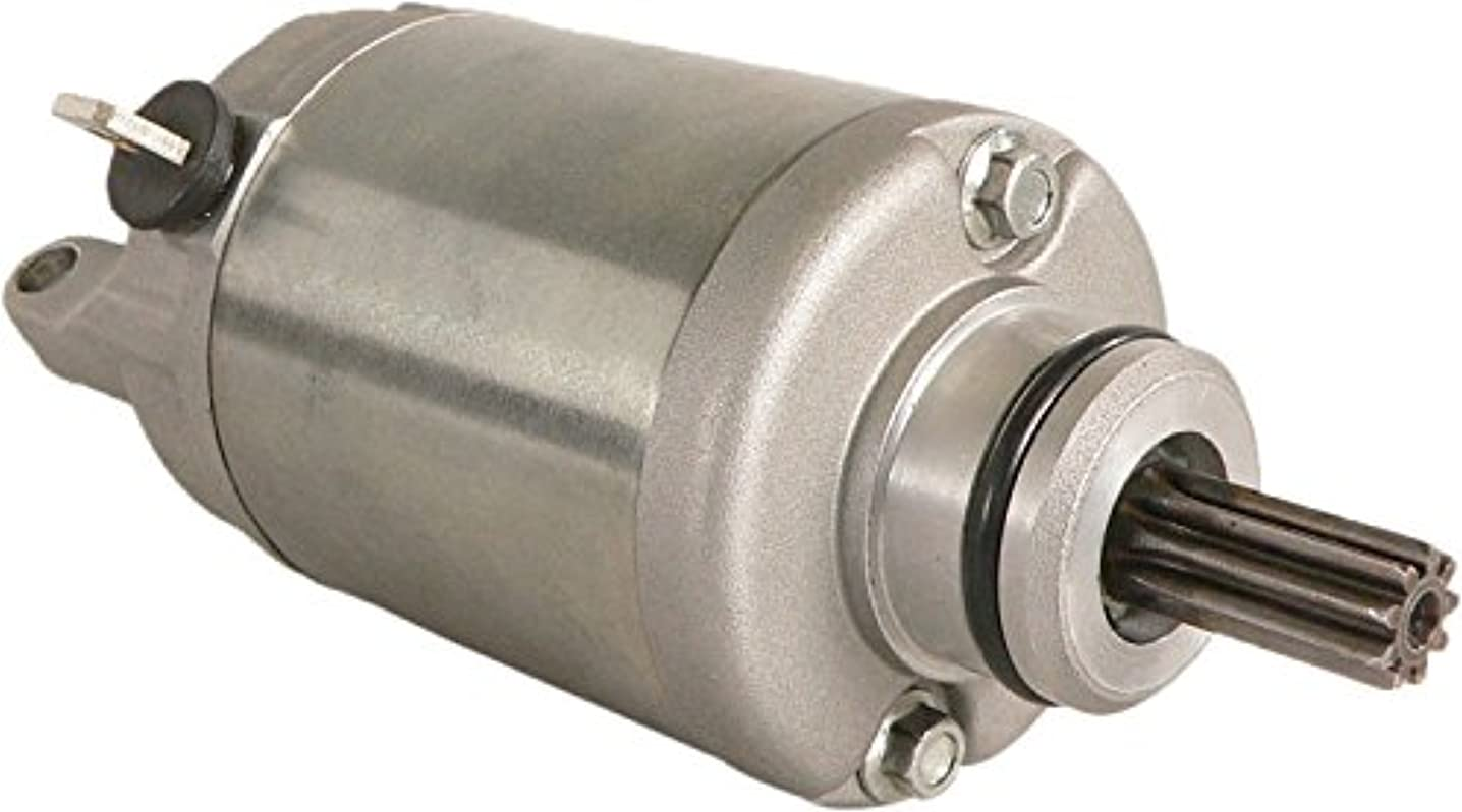 DB Electrical SMU0500 New Starter For Can-Am ATV DS450 08-2015 449cc, DS450X 2008-2015 449cc /420-685-100/428000-4970/12 Volt, CCW Rotation, 9 Teeth, PMDD Starter Type