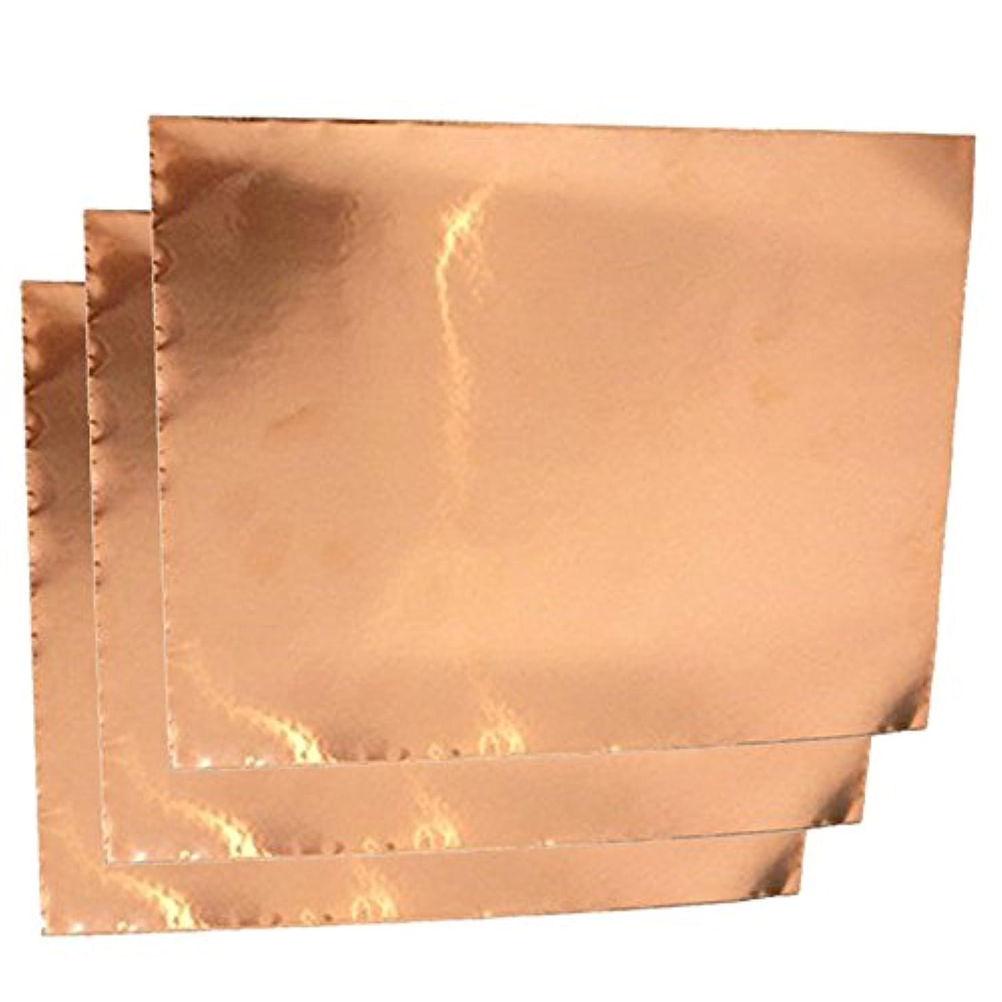 死の顎費用乱すJVSISM 多目的 22.5 x 30cmノンテープ方式のギター 銅遮蔽箔テープ3枚/パック