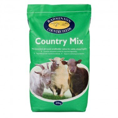 Badminton Country Mix – 20 kg