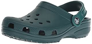 Crocs Kids' Classic Clog, Evergreen, 4 M US Toddler (B0787P86RB) | Amazon price tracker / tracking, Amazon price history charts, Amazon price watches, Amazon price drop alerts