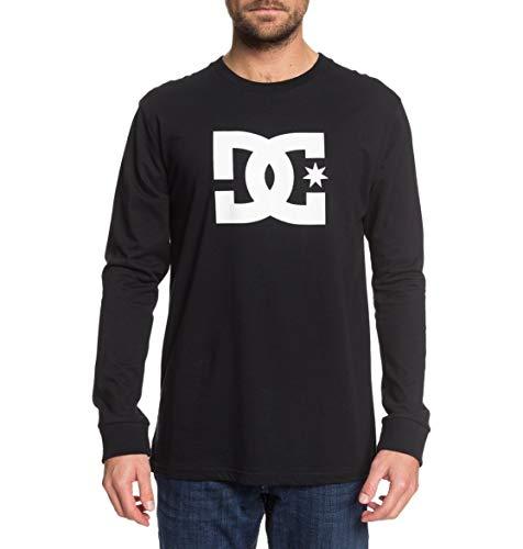 DC Shoes Star - Long Sleeve T-Shirt for Men - Longsleeve - Männer - L - Schwarz