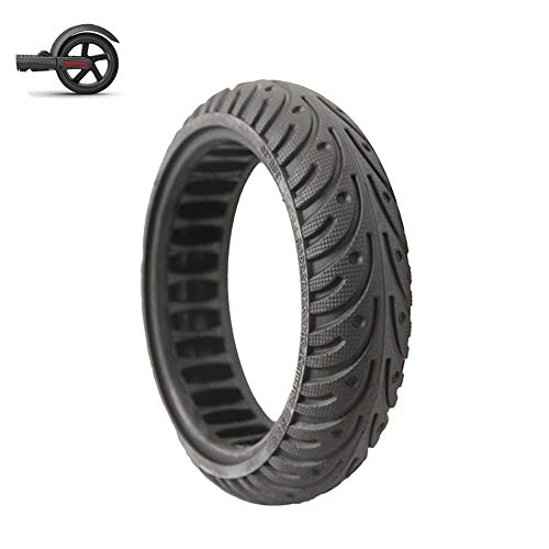 ZHANGYY Neumáticos para Scooter eléctrico, neumáticos sólidos de Panal de Abeja de 8 Pulgadas 200 x 50, absorción de Golpes a Prueba de explosiones, Antideslizante y Duradero, Accesorios p