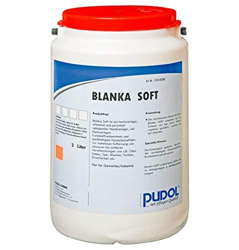 Pudol Handreiniger Blanka Soft, schonende und porentiefe Reinigung, 3 Liter