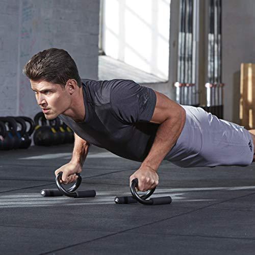 adidas(アディダス)トレーニング腕立てプッシュアップバー2個セットADAC-12231